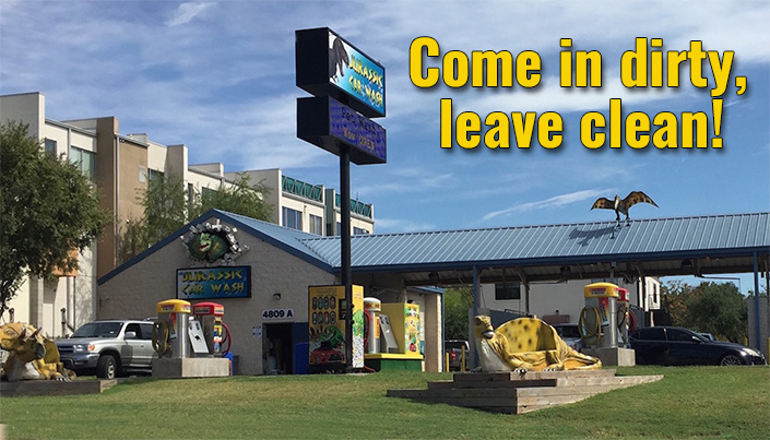 Best Self Car Wash Austin